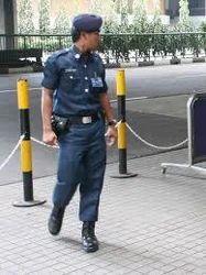 Ex Service Man Security Guard