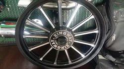 Enfield Alloy Wheels