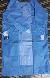 Reinforce Surgical Gown