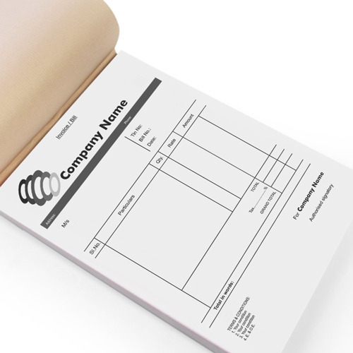 bill book view specifications details of invoice book by riddhi
