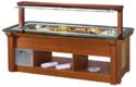 Wooden Hotel Salad Bar