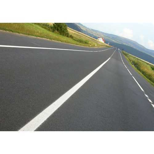 Grey Thermoplastic Road Marking Paint, Solid, Liquid