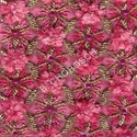 Embroidered Chenille Work Fabric