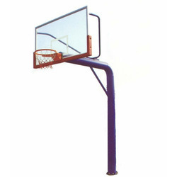 Fixed Basketball Posts