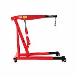 G Type Hydraulic Floor Crane