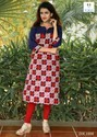 Plus Size Cotton Kurti