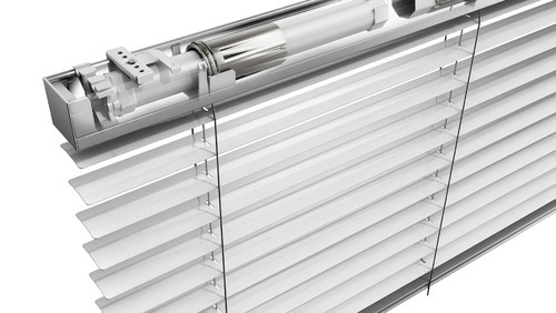Motorized Venetian Blind At Rs 150 Square Feet Motorized Venetian