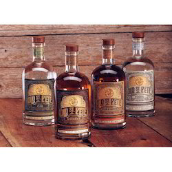 Distillery Labels