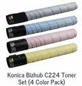 Konica Minolta Bizhub Color Toner