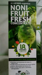 Noni Fruit Fresh Concentrate