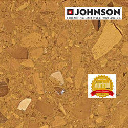 Marble Johnson Jaisalmer Stone Tile, Thickness: 12mm/16mm/18mm, Size: 305 x 125 cm