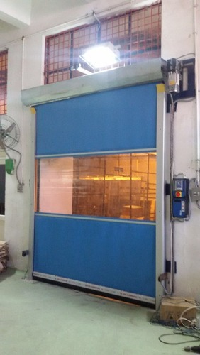High Speed Doors, Size/Dimension: Upto 6 X 6 Meter Width X Height
