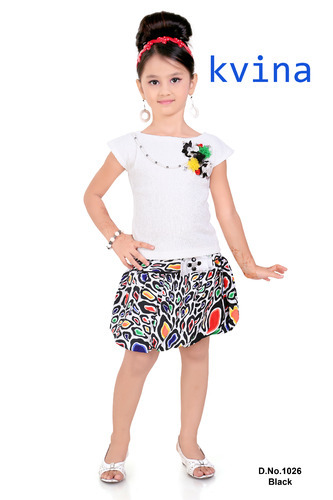 Kids Girl Casual Wear And Girls Kids Wear Manufacturer Kvina