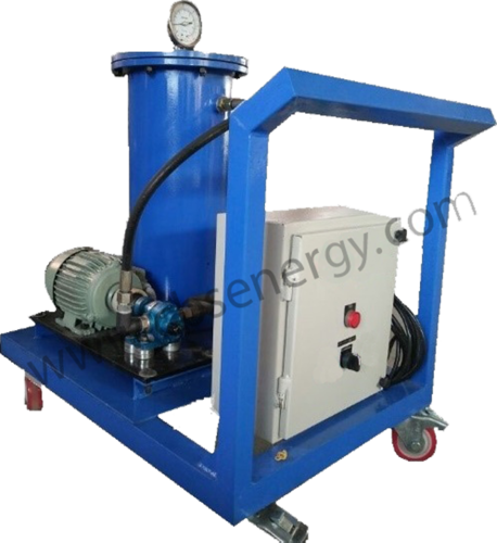 Oil Filtration Equipments and Online Centrifugal Oil ...