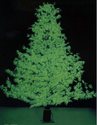 Green LED Tree Light