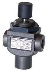 Hydraulic Gauge Isolator