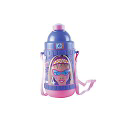 Sunday Big Plastic School Kids Water Bottle