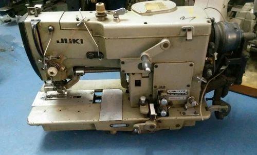 Juki LBH404040 Kaj Machine Button Hole Machine At Rs 40 Stunning WwwJuki Industrial Sewing Machines