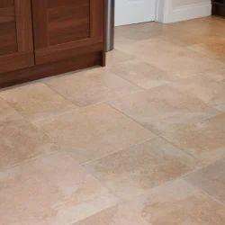Porcelain Floor Tile, Size: 60 * 120 In cm, Thickness: 15-20 mm