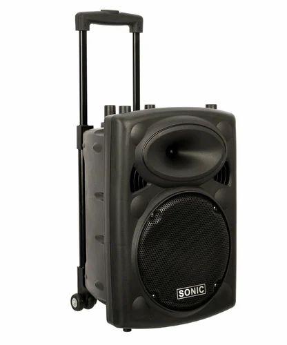 Portable Trolley Speaker 100w Karnatak Music House