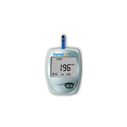 Hemoglobin Cholesterol Glucose Checking Machine
