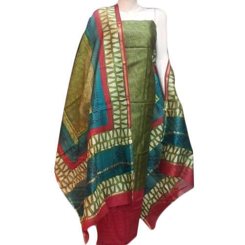 Maheshwari Silk Ladies Suits, Fancy Suit - Aalankrit, Delhi | ID ...