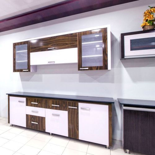 Pvc Kitchen Cabinet Doors: PVC Kitchen Cabinet, Kaka PVC Profile Private Limited