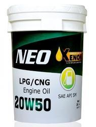 Cng/Lpg Advance Technology Neo LPG and CNG 20W50 Engine Oil