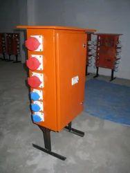 Mild Steel Feeder Pillar