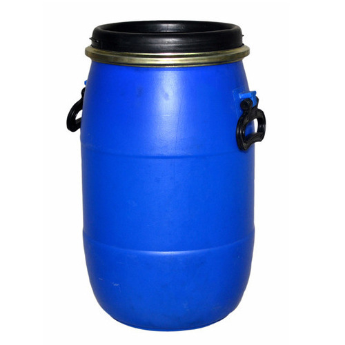 Hdpe Open Top Chemical Drum Capacity 50 220 L Rs 335