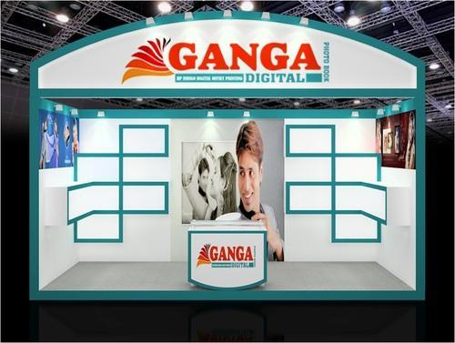 Exhibition Stall Manufacturer In Gujarat : Corporate exhibition stall design services in bapunagar ahmedabad