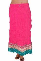 Ladies Gypsy Skirt