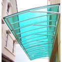 Polycarbonate Sunshade Roofing Sheets