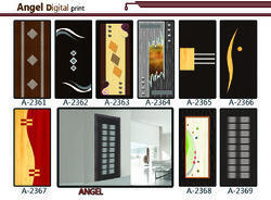 Decorative Metal Door Skins
