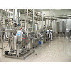 Milk Pasteurization Plants
