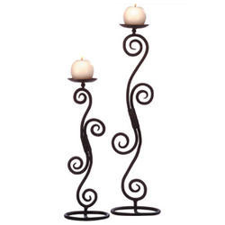 Fancy Candle Stands