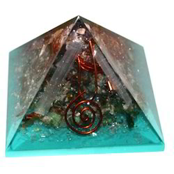 Huge Wealthy Orgone Pyramid
