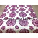 Designer Bed Cover Suzani Chakar Para