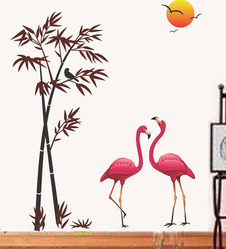 living/bedroom wall stickers at rs 150 /piece(s) | wall stickers