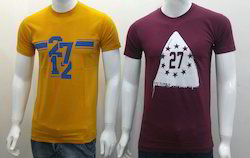 Men's Round Neck Casual T-shirt