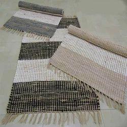 Handloom Jute Cotton Rugs