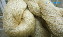 Pure Tussah Fine Silk Yarn