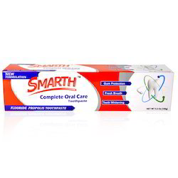 Smarth Complete Oral Care Toothpaste 5.3 Oz (150g)