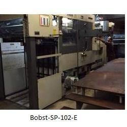Die Cutting Postpress Machines