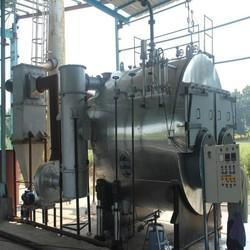 Solid Fuel Fired Package Boiler