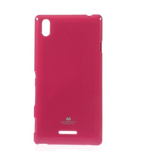 differently 2aa13 85ba3 Mercury Jelly Sony Xperia T3 Cover - Power Bank India, Bhopal   ID ...