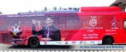 Bus Branding Advertising Service