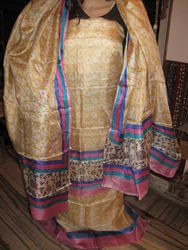 Pure Tussar Silk Suit