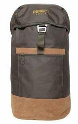 Suede Unisex Backpack