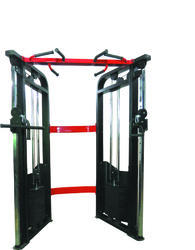 Functional Trainer and Dual Cable Column